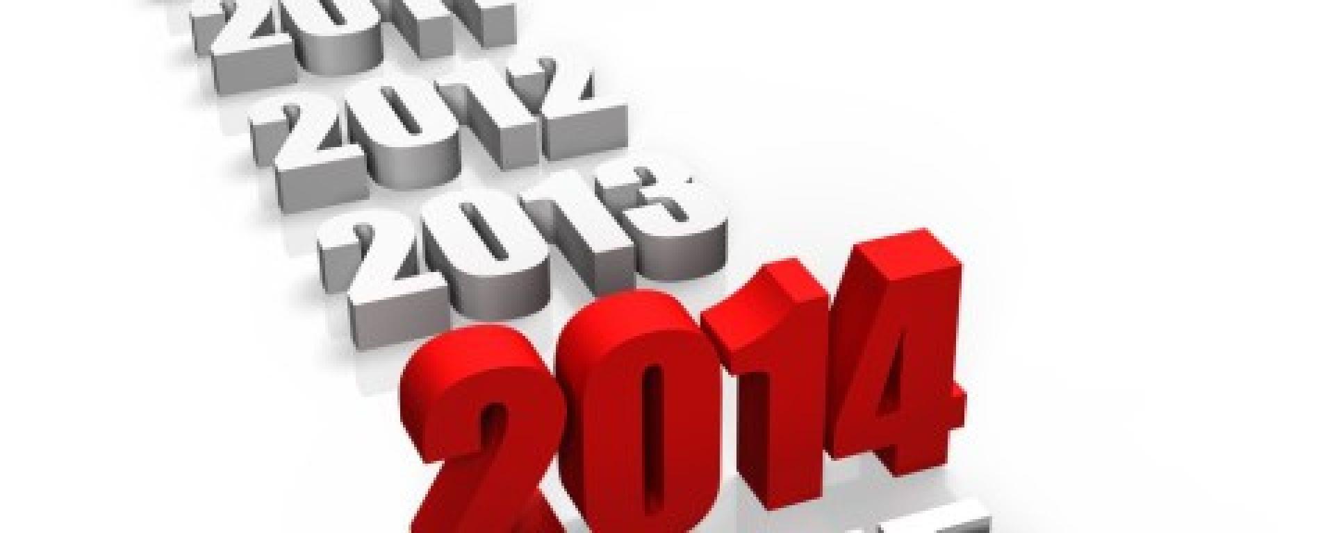 Dati UNRAE: un po' di ripresa nel 2014