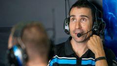 David Munoz (Yamaha), capo tecnico di Valentino Rossi