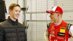 F3, nel weekend di Sochi debutta David Schumacher