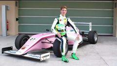 David Schumacher pronto per la Formula 4 tedesca