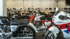 David Silver Collection: un museo con 150 moto Honda - Immagine: 1