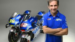 Davide Brivio tra piste, piloti e team Suzuki satellite