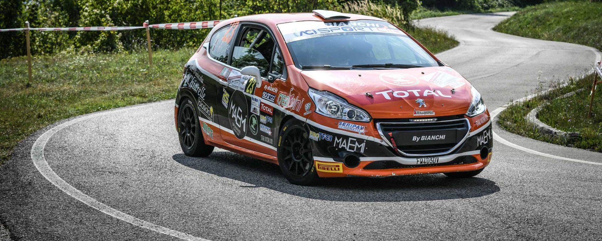 Davide Nicelli - Peugeot 208 R2B