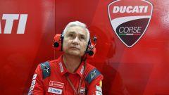 """Ducati, Tardozzi: """"Novità in arrivo, vogliamo giocarci il titolo fino a Valencia"""""""