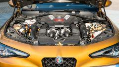 Day by Day Alfa Romeo Giulia Quadrifoglio: il cuore pulsante della Giulia di derivazione Ferrari