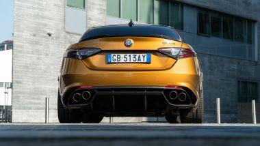 Day by Day Alfa Romeo Giulia Quadrifoglio: il lato B dell'italiana, quello che molte auto sportive guardano su strada
