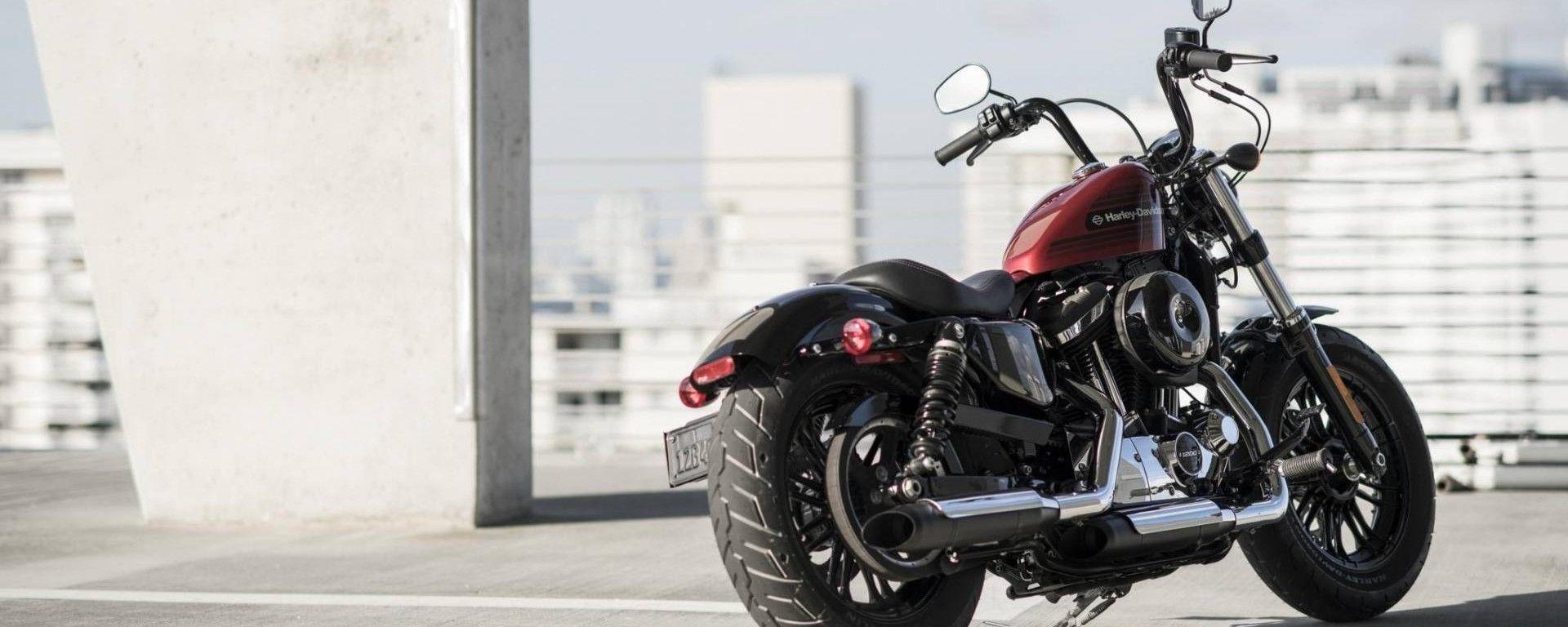 Dazi USA-Europa: Harley Davidson non modificherà i listini