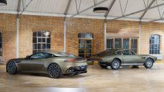 DBS Superleggera OHMSS: 50 auto per 50 anni di film