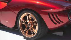 De Tomaso P72: particolare del posteriore