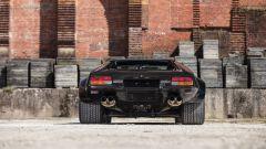 De Tomaso Pantera GT5: dettaglio posteriore