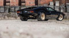 De Tomaso Pantera GT5: vista 3/4 posteriore