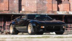 De Tomaso Pantera GT5: vista anteriore