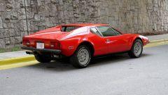 De Tomaso Pantera: vista 3/4 posteriore