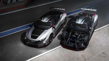 Debutto a Valencia per la nuova Nissan Leaf Nismo RC