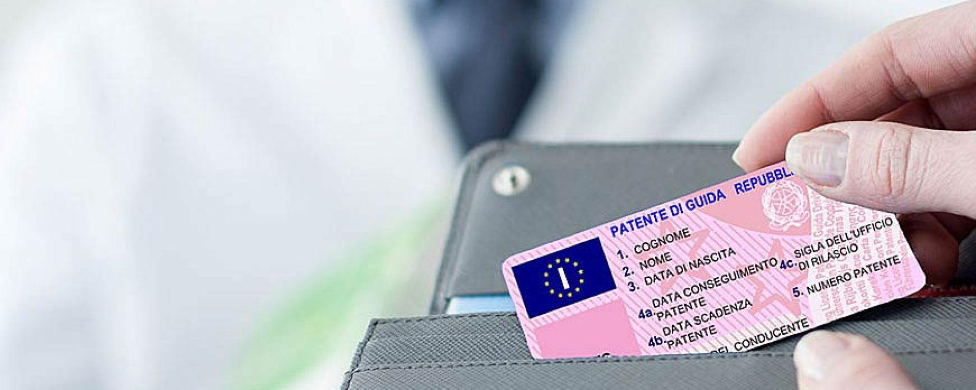 Decreto Cura Italia, disposta anche la proroga della patente auto e moto