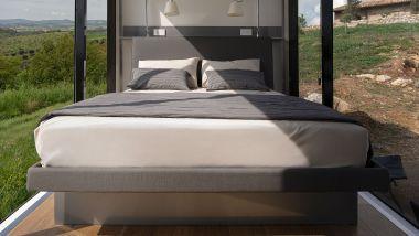 Defender Eco Home: il lussuoso interno della casa mobile