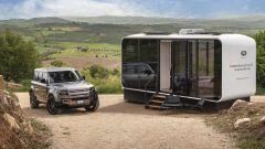 Defender Eco Home: il progetto di Land Rover e Airbnb