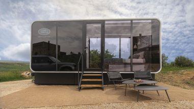 Defender Eco Home: la ecohome con le sue pareti trasparenti