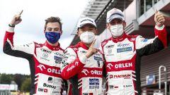 Spa: vittoria e titolo per Kubica, Ye e Deletraz