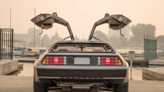 DeLorean posteriore