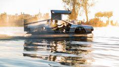 La DeLorean volante all'asta [VIDEO] - Immagine: 1