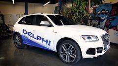 Delphi Audi SQ5: senza pilota per 3.500 miglia - Immagine: 2