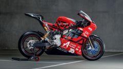 Delta-XE: la moto elettrica da 200 CV realizzata da un team di studenti dell'università di Twente, in Olanda