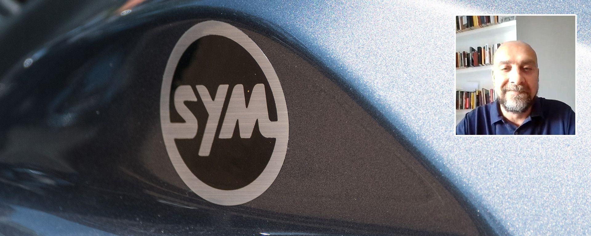 COVID Fase 2 secondo Sym Italia
