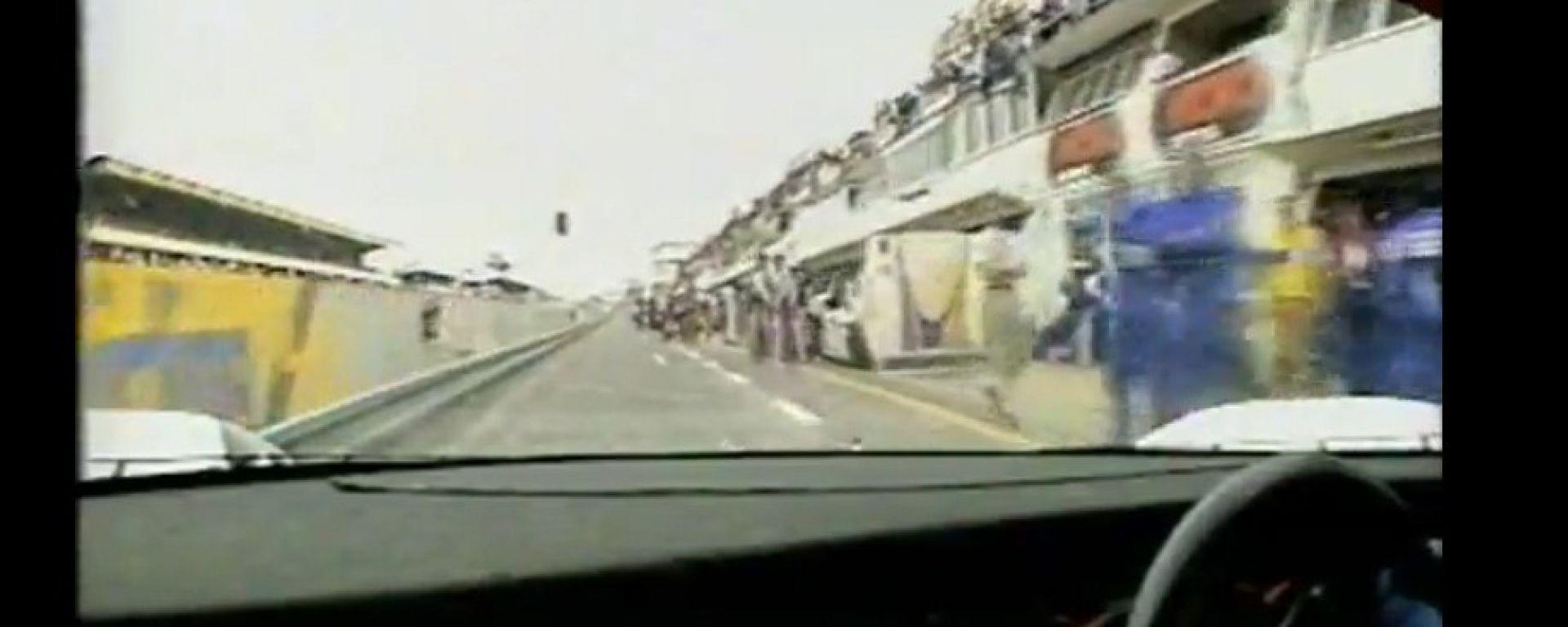 Dentro la 24ore di Le Mans 1983 con Derek Bell