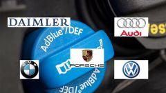 Cartello tra le Case auto tedesche: aggiornamenti - Immagine: 2
