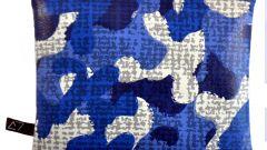 Derriereitalia: pochette camouflage