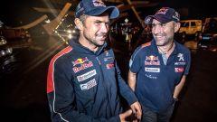 Despres e Peterhansel - Team Peugeot Sport Total
