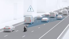 Detection system Bosch