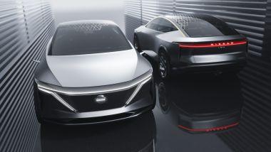 Nissan IMs concept a Detroit 2019