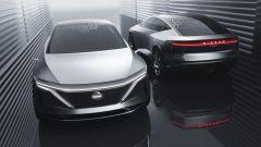 Nissan IMs concept, berlina trasformista. Al suo interno... - Immagine: 5