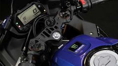 Dettagli della Yamaha YZF-R3 Monster Energy MotoGP Edition 2020