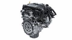 Dettaglio nuovo propulsore mild-hybrid