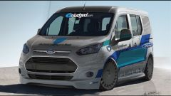 Dieci Ford Transit al SEMA Show - Immagine: 3
