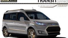 Dieci Ford Transit al SEMA Show - Immagine: 5