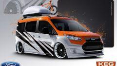 Dieci Ford Transit al SEMA Show - Immagine: 1