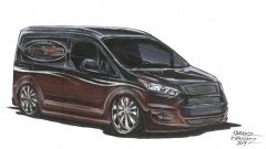 Dieci Ford Transit al SEMA Show - Immagine: 8