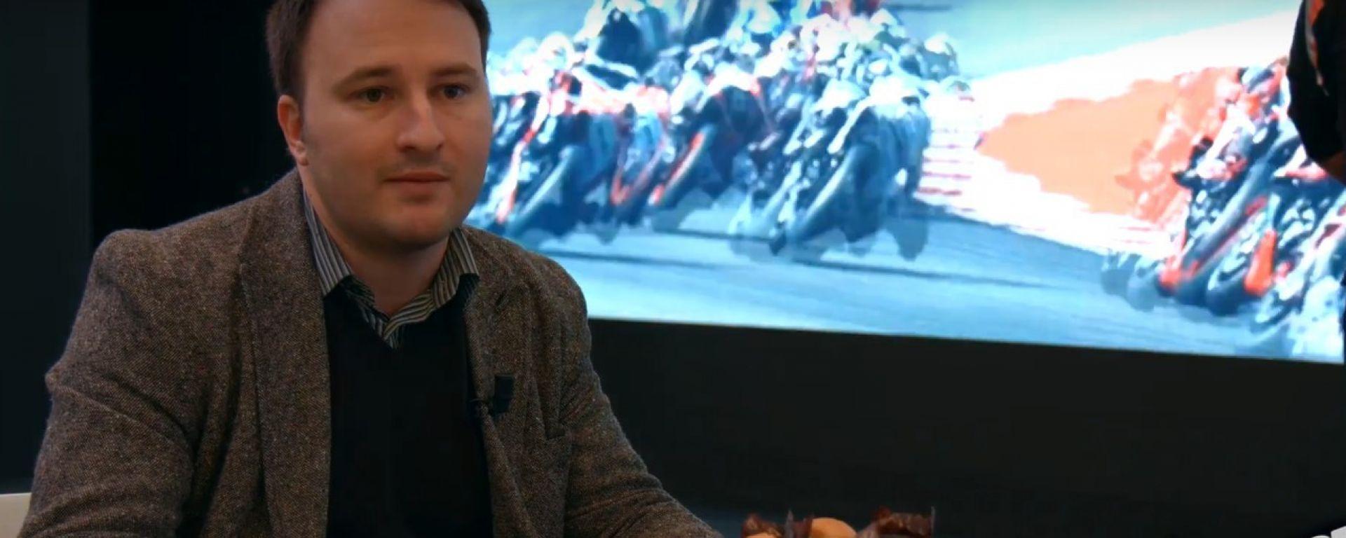 Diego Arioli, Responsabile Marketing Prodotto Moto Aprilia