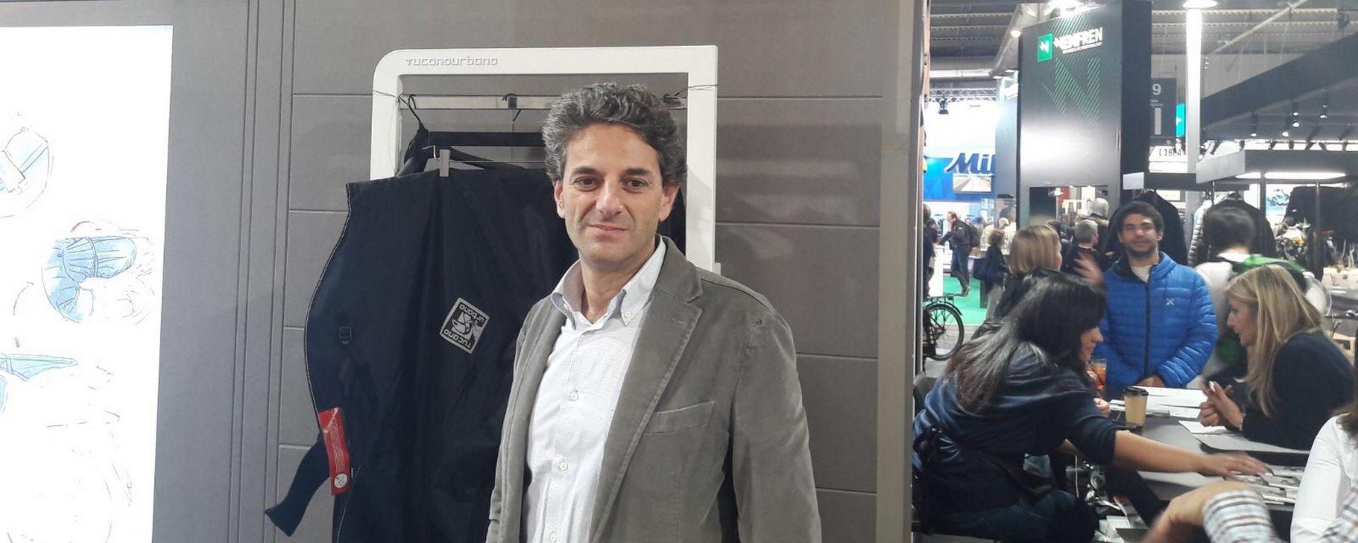 Diego Sgorbati Amministratore Delegato Tucano Urbano