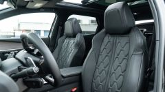 Diesel contro tutti: i sedili anteriori rivestiti in pelle della Peugeot 3008 HDi