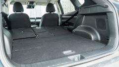 Diesel contro tutti: il vano bagagli della Hyundai Tucson Hybrid