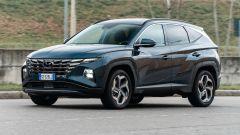 Diesel contro tutti: la Hyundai Tucson Hybrid con 230 CV di potenza complessiva