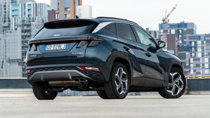 Diesel contro tutti: la Hyundai Tucson Hybrid