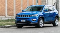 Diesel contro tutti: la Jeep Compass 4Xe è l'unica del gruppo con trazione integrale