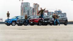 Diesel vs elettricità: 4 SUV medi all'ultima goccia di energia (video) - Immagine: 1