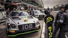Con Bentley dietro le quinte del Blancpain GT Endurance - Immagine: 20